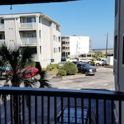 Seahawk Hideaway is a Wonderful pet Friendly Condo w/ Pool;ocean & Marsh Views