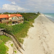 Luxury Oceanfront Apartment At Melbourne Beach House -- The Ibis