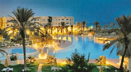 Hotel Mahdia Spiaggia-appartamento Privato