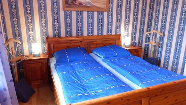1 Schlafzimmer, Babybetten, Internetzugang