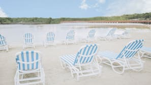 Beach nearby, beach massages, beach volleyball