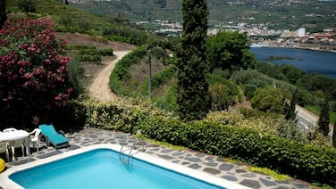 Villa With 3 Bedrooms in Lamego, With Wonderful Mountain View, Private Pool, Enclosed Garden - 3 km From the Beach