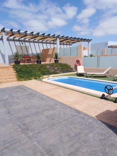 Luxury Villa Caleta Golf With Private Heated Pool