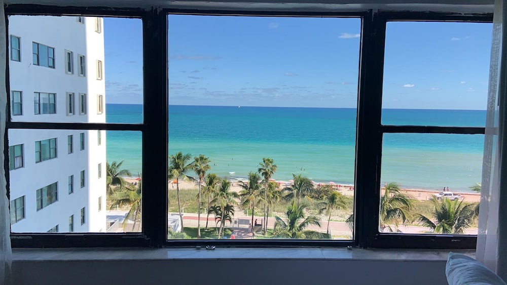 View from Room, Casablanca Miami Beach