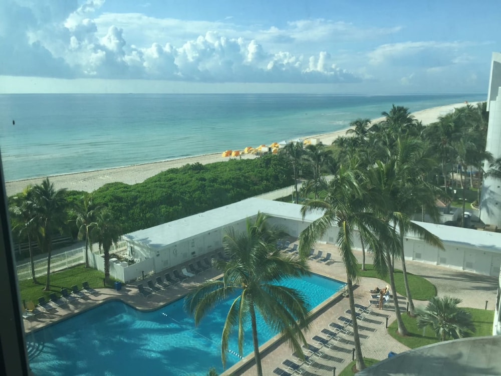 View from Property, Casablanca Miami Beach