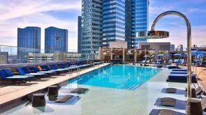 3 outdoor pools, cabanas (surcharge), pool umbrellas