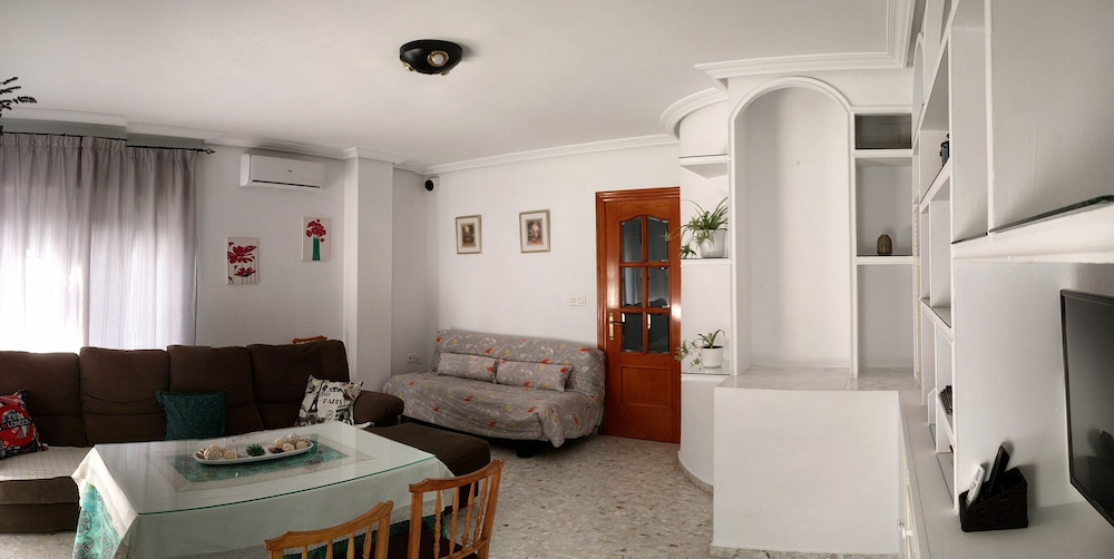 Living Room, Very Close to Merida, Wifi Free Free Breakfast