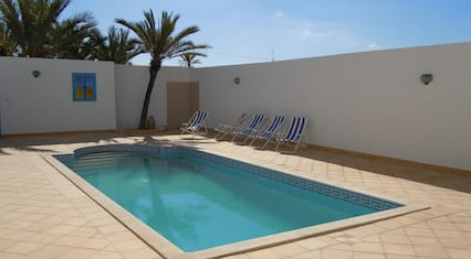 Villa With 6 Bedrooms in Djerba, With Wonderful City View, Private Pool, Enclosed Garden