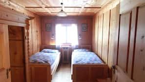 4 Schlafzimmer, WLAN, Bettwäsche