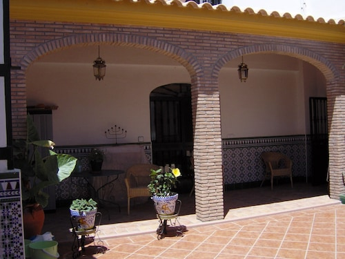 Beautiful Andalusian Charm Renovated in Real and Beautiful Tradition