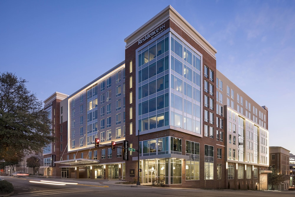 Exterior, SpringHill Suites by Marriott Greenville Downtown