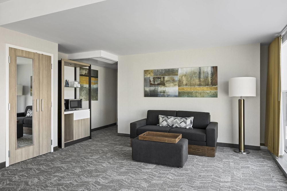 Room, SpringHill Suites by Marriott Greenville Downtown