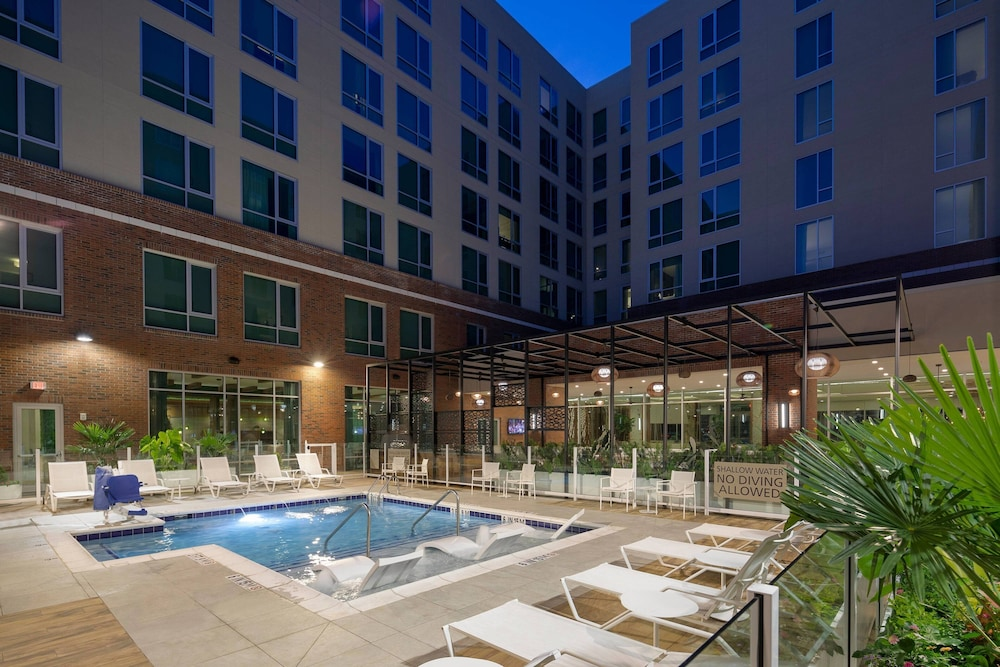 Property Amenity, SpringHill Suites by Marriott Greenville Downtown
