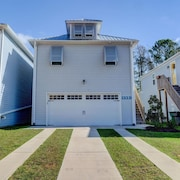 Minutes From the Beach!! Beautiful new Home in the Heart of Surf City