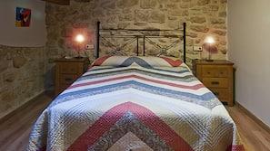 2 sovrum, strykjärn/strykbräda, gratis barnsängar och extrasängar