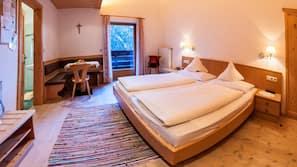 Allergikerbettwaren, Zimmersafe, Bettwäsche