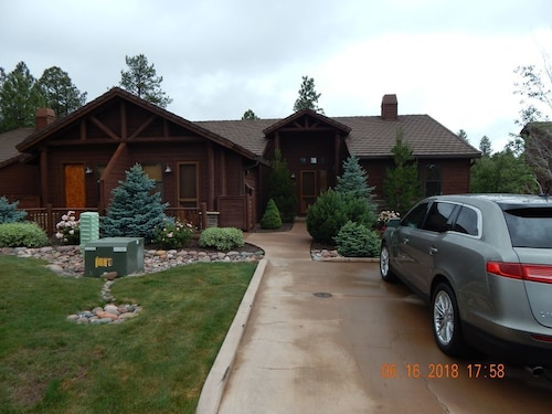 Check Expedia for Availability of Beautiful Property on 10th Fairway - Enjoy Mountain Living & Tall Pines