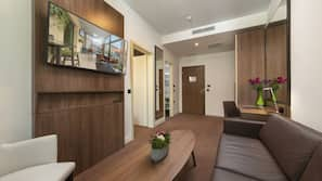 1 bedroom, minibar, in-room safe, individually decorated