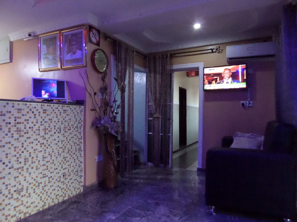 Reception, Jimson International Hotel and Suites