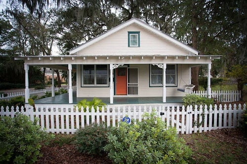 Charming Bungalow With Wraparound Porch