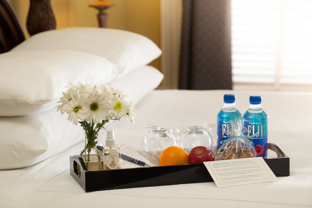 Room Amenity, The Inn on West Liberty