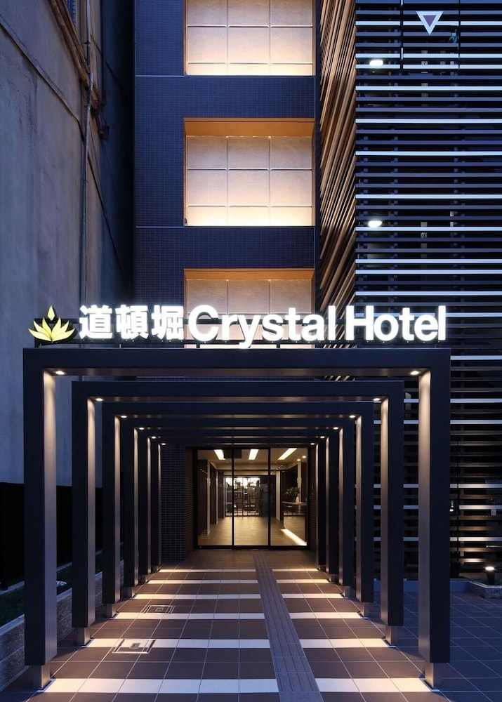 Featured Image, Doutonbori Crystal Hotel