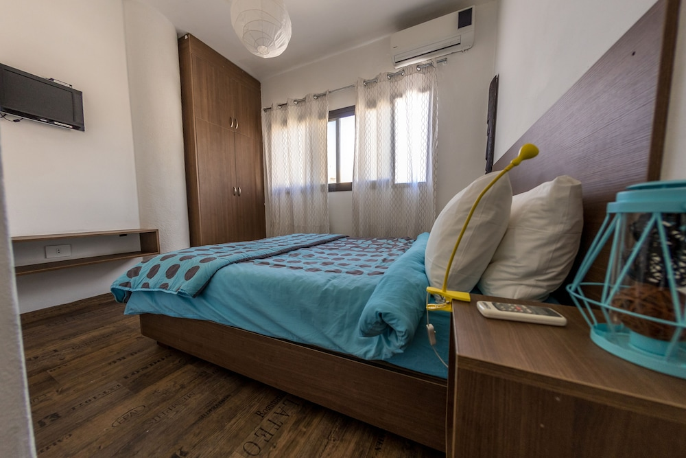 Room, One Bedroom Seafront Chalet at Gondola Marine Resort & Furnished Apartments