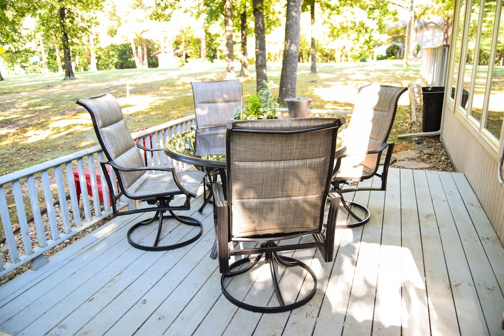 Terrace/Patio, Caddyshack~ Newly Remodeled Townhome Yards From Back 40 Bike Trails