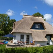 Thatched Holiday House