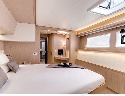52ft Luxury Sailing Catamaran