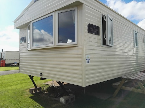 Berwick Holiday Caravan