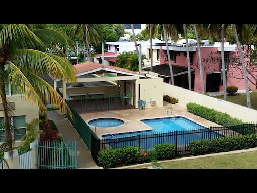 Vacation Apartment Located at the Famous Beach Playa Azul in Luquillo P.R