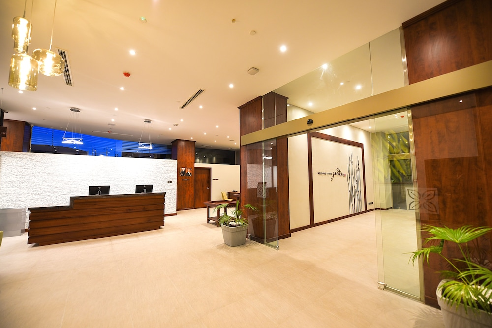 Hilton Garden Inn Kampala 4.0 Out Of 5.0. Aerial View Featured Image  Reception ...