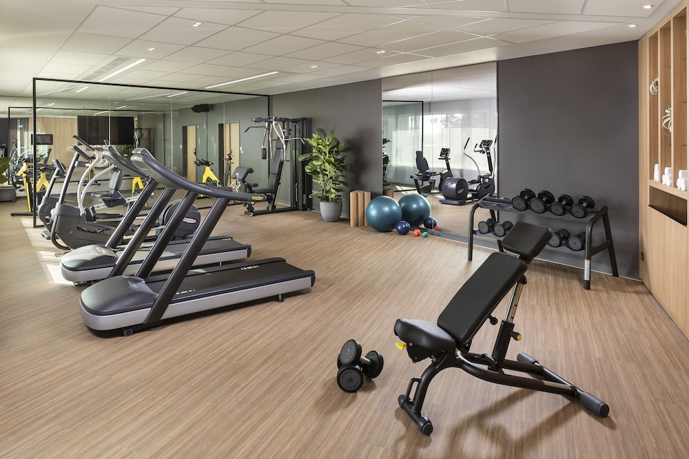 Fitness Facility, INNSiDE by Melià Paris Charles de Gaulle Airport