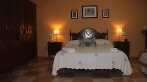4 dormitorios, ropa de cama de alta calidad, edredones de plumas