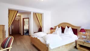 1 camera, biancheria da letto ipoallergenica, una cassaforte in camera