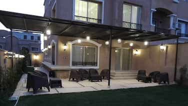 Sultan Luxurious Townhouse Near AUC