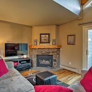 Cozy Vail Townhome W/views Near Shuttle Stop!