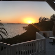 Gulf Of Mexico Home. Spectacular Panoramic Water Views From Every Room