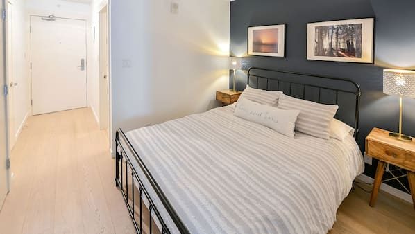 1 bedroom, iron/ironing board, Internet, wheelchair access