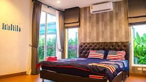 3 多间卧室、遮光窗帘、免费 WiFi