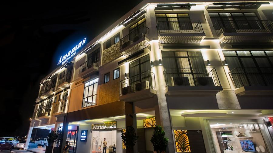 Amamas Boutique Hotel Kuching