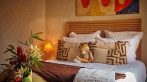 Egyptian cotton sheets, premium bedding, down duvets
