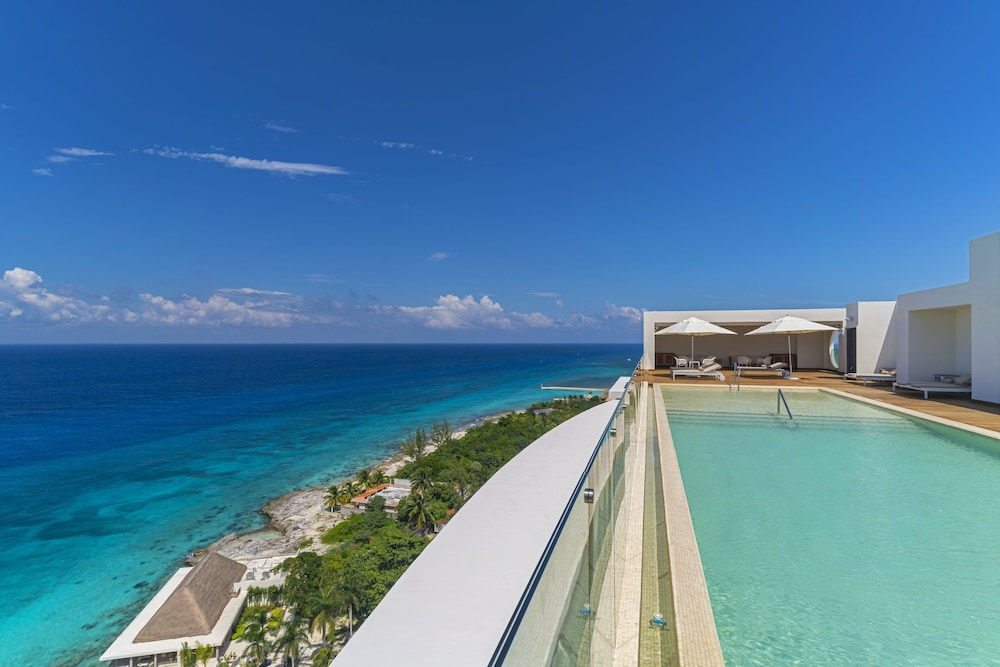 Rooftop Pool, The Westin Cozumel All Inclusive
