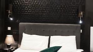Gratis Wi-Fi, sengetøj
