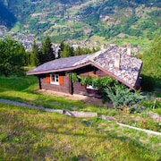 Bruson: / Verbier / Cottage With Garden