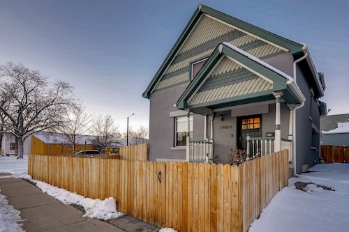 Great Place to stay Awesome House Downtown Denver Sleeps 11 near Denver
