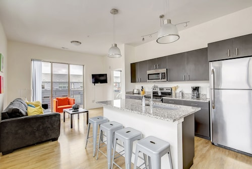 Great Place to stay 3BR Downtown Loft Financial District near Denver
