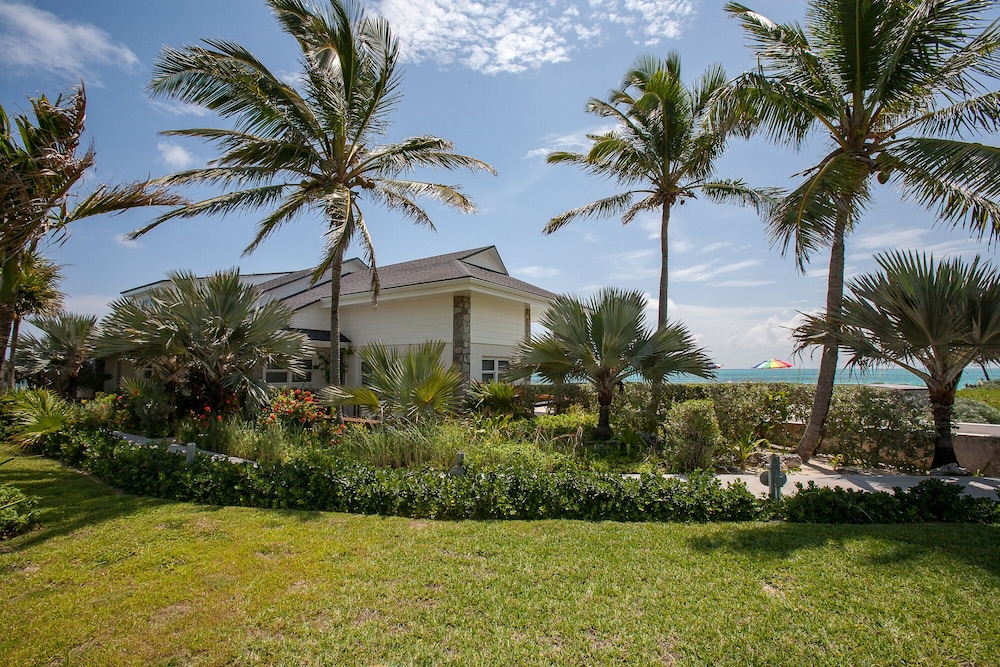 Property Grounds, Schooner's Landing Ocean Club - Ocean Front - Townhouse #3, Man-O-War Cay, Abaco