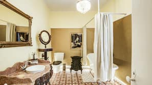1 bedroom, individually furnished, blackout drapes, iron/ironing board